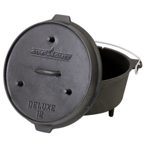 Camp Chef  Dutch Oven Deluxe 30 cm