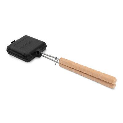 Petromax  Gietijzer vuur tosti ijzer korte steel