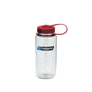Nalgene  Drinkfles 0,5L clear red