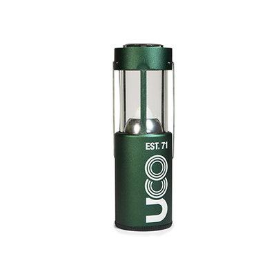 UCO Gear  Candle Lantern Wild Groen
