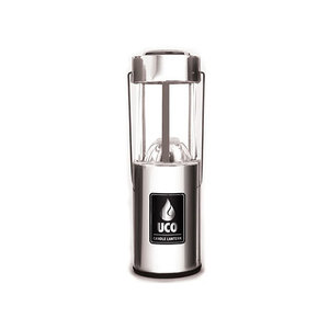 UCO Gear Candle Lantern Aluminium