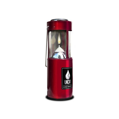 UCO Gear  Candle Lantern rood