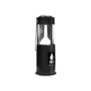 UCO Gear Candle Lantern Anodized Black