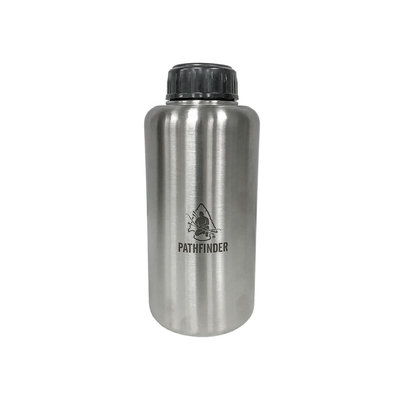 Pathfinder RVS Wijdhalsfles 1,9 L