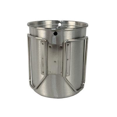 Pathfinder RVS Drinkbeker 0,75 L met deksel