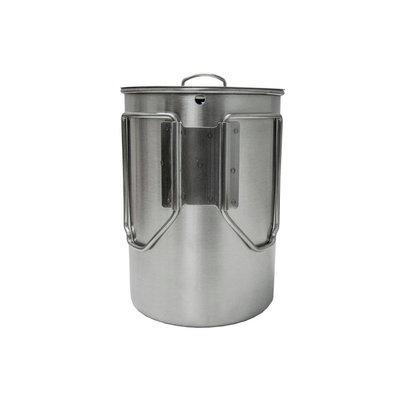 Pathfinder RVS Drinkbeker 1,42 L met deksel
