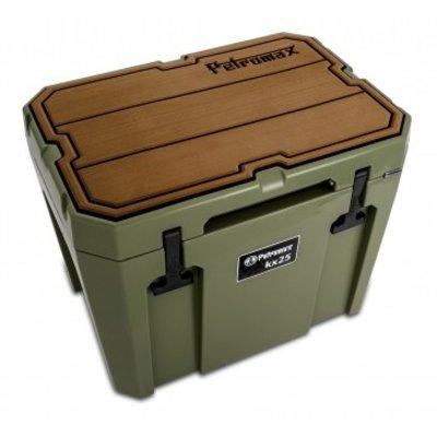 Petromax  Koelbox beschermer bruin met lijnen KX25