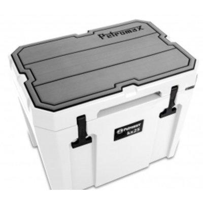 Petromax  Koelbox beschermer grijs met lijnen KX25