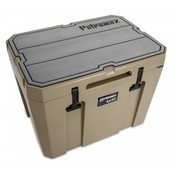 Petromax  Koelbox beschermer Grijs met lijnen KX50