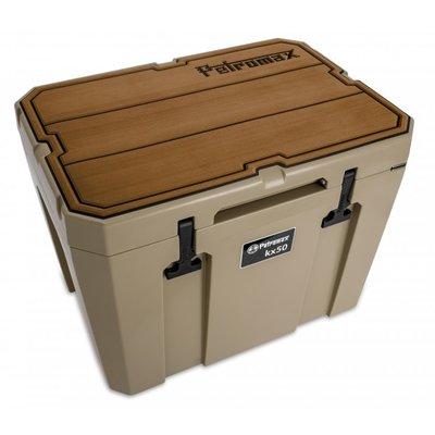 Petromax  Koelbox beschermer bruin met lijnen KX50