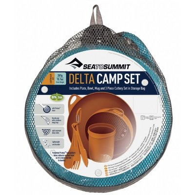 Sea to summit Delta Camp set 1 Persoon