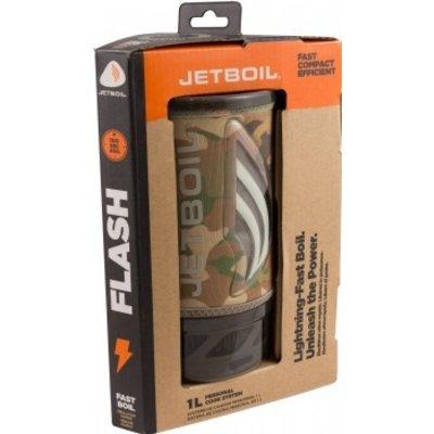 Jetboil FLASH CAMO- CAMPINGKOOKTOESTEL