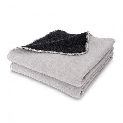 Petromax  Wollen deken grijs