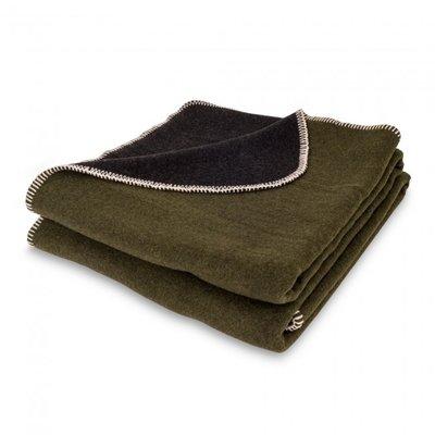 Petromax  Wollen deken groen