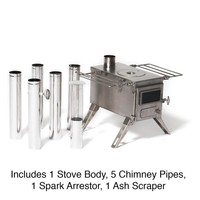 Winnerwell Nomad Large sized Cook Camping Stove
