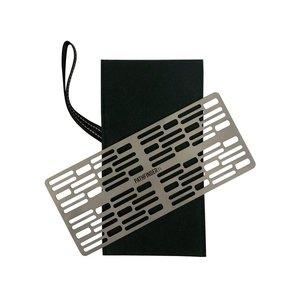 Pathfinder Titanium Grill