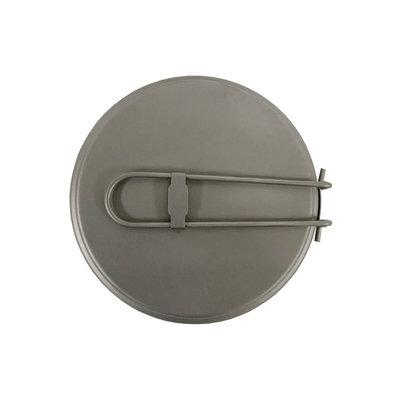 Pathfinder Titanium Koekenpan met deksel