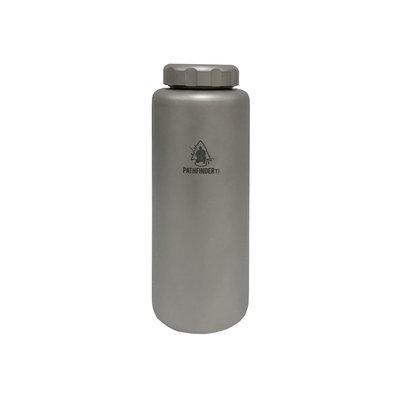 Pathfinder Titanium Drinkfles (1,05L)