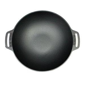 Valhal Outdoor  gietijzeren wok