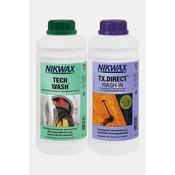 Nikwax Tech Wash & tx Direct Twin Pack 1L
