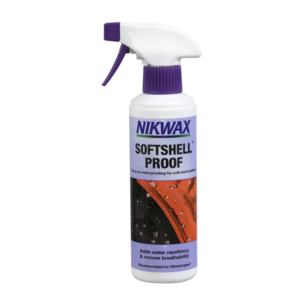 Nikwax Soft-shell proof spray on 300 ml