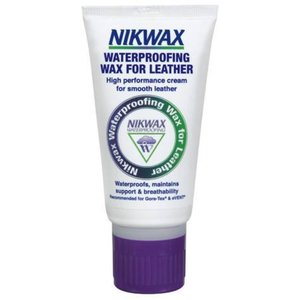 Nikwax Waterproofing wax for leather 60ml