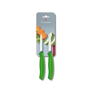 Victorinox Groente-schilmes 2st, glad groen