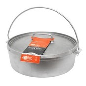 GSI Outdoors Hard anodized Dutch Oven 10