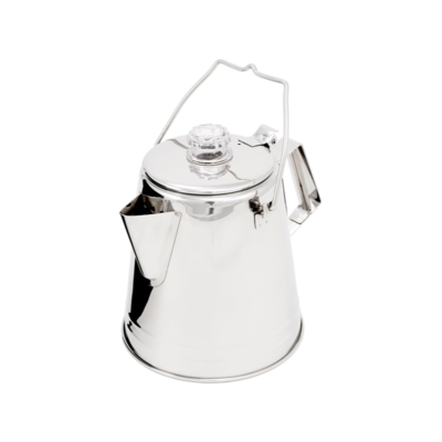GSI Outdoors Glacier Stanless Percolator 8 Cup