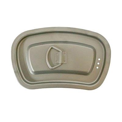 Pathfinder Pathfinder Titanium Veldfles Kookset (1,1L)