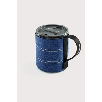 GSI Outdoors Infinity Backpacker Mug Bleu