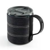 GSI Outdoors Infinity Backpacker Mug Zwart