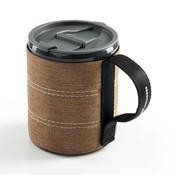 GSI Outdoors Infinity Backpacker Mug zand