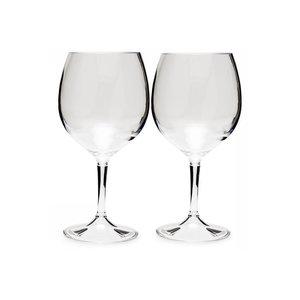 GSI Outdoors Witte wijnglas set