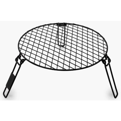 Barebones Grill rooster rond