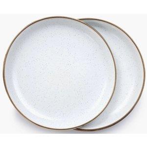 Barebones Emaille borden (2st)