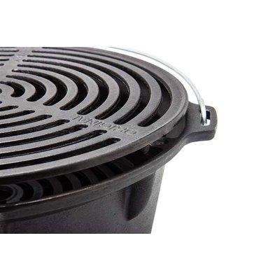 Petromax  Gietijzer barbecue/grill tg3