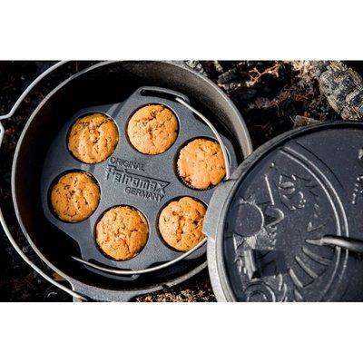Petromax  Gietijzeren muffin pan