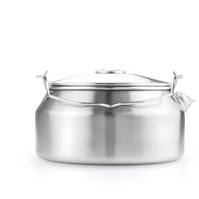GSI Outdoors Glacier Stainless Kettle