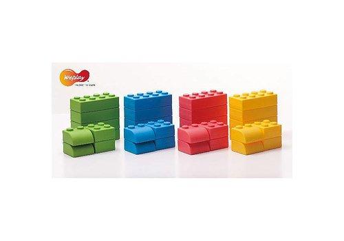 EDUPLAY Q-Blocks 32-tlg.