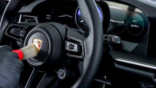 Porsche Centrum Twente premium detailing