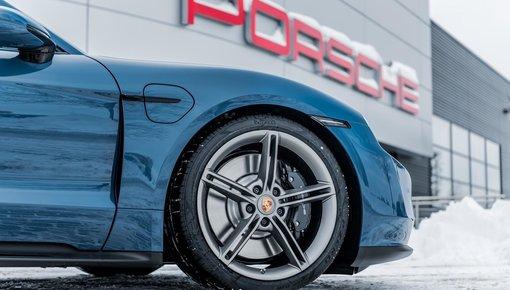 Porsche wintersets