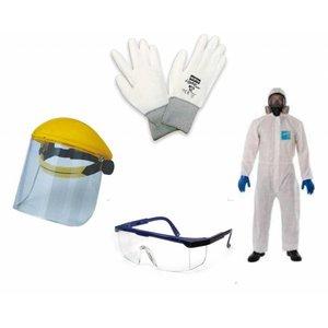 CleanLight Equipo de Seguridad