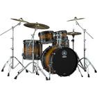 Yamaha Live Custom Hybrid Oak Earth Sunburst Rock