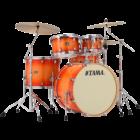 """Tama Superstar Classic Tangerine Lacquer Burst 5pc 22"""" B.D."""