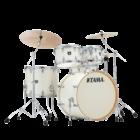"Tama Superstar Classic Satin Arctic Pearl 5pc 22"" B.D."