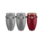 """Meinl  WCO1212VR-M Woodcraft Conga 12.5"""" - Vintage Red"""