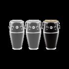 "Meinl  FC1212BK - Fibercraft Tumba 12.5"" - Black - Buffalo Head"