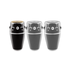 "Meinl  FC11BK - Fibercraft Quinto 11"" - Black - Buffalo Head"