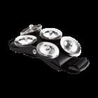 Meinl  CFT5-BK - Cajon Foot Tambourine
